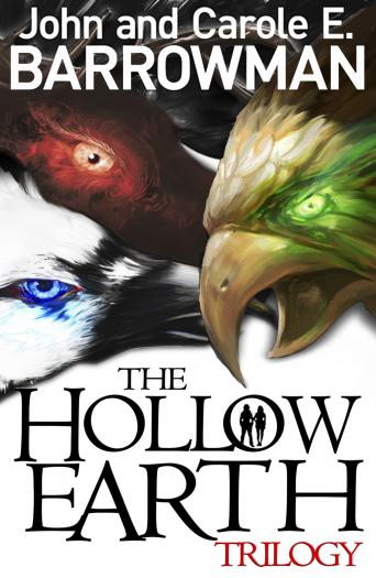 Hollow Earth Trilogy