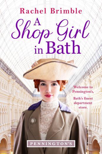 A Shop Girl in Bath