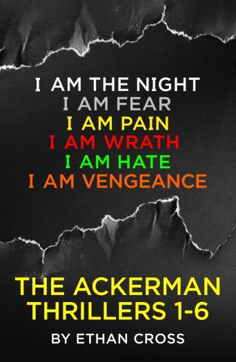 The Ackerman Thrillers Boxset: 1-6