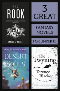 3 Great Fantasy Novels