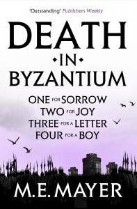 Death in Byzantium - Box Set