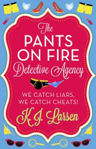The Pants On Fire Detective Agency - Box Set
