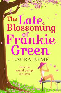 The Late Blossoming of Frankie Green: A hilarious romantic comedy