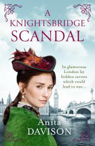 A Knightsbridge Scandal: A glamorous, historical page-turner