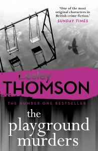The Playground Murders: the gripping new thriller from the Sunday Times Crime Club pick