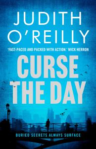 Curse the Day: The Conspiracy Thriller that Reads Like a Bond Movie