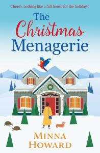 The Christmas Menagerie: a heartwarming Christmas romance