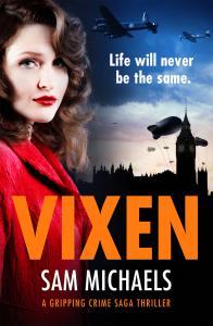 Vixen: a gripping crime saga novel