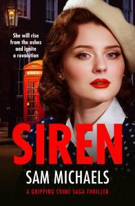 Siren: an exciting new crime saga thriller