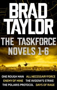 Taskforce Novels 1-6 Boxset